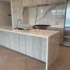Antolini Polished Porcelain Kitchen and Backsplash